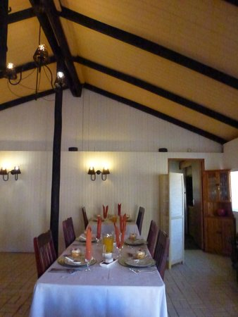 Sir Henry's Guest Houses : Sala colazione