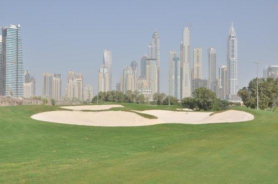 The Emirates Golf Club : Faldo Course