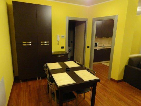 Camera matrimoniale bilocale - Picture of Residence SantAnna, Ponte ...