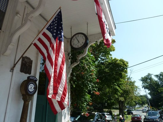 Brewster Store : A slice of the olden days...