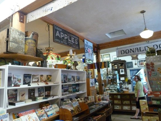Brewster Store : Wide variety of goods