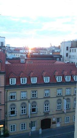 Hotel Erzherzog Rainer: Vista dalla camera