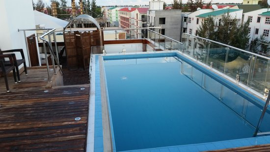 Airport Beach Hotel: pool