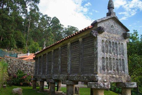 Budino de Serraseca : Hórreo
