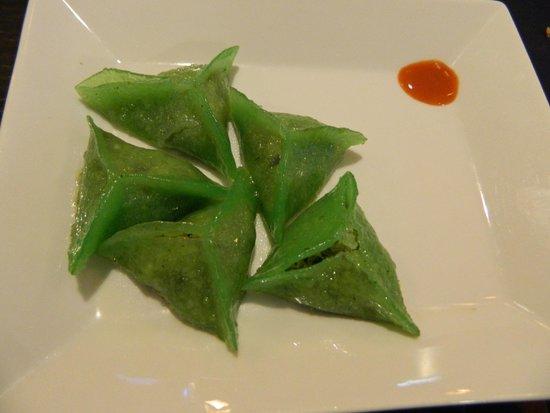 Sakana Sushi: Ravioli di verdure