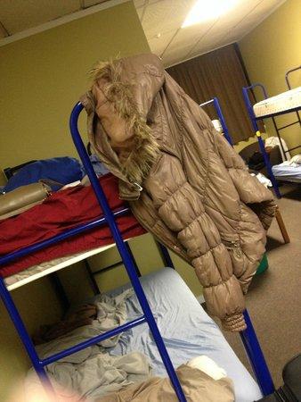 Silver Fern Backpackers: 12-bed dorm