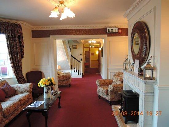 Castlelodge Guesthouse: spazi comuni