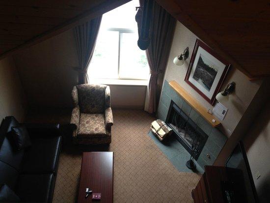 Rundlestone Lodge: Zimmer