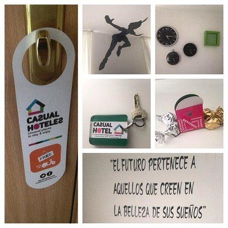 Casual Valencia del Cine: Detalles