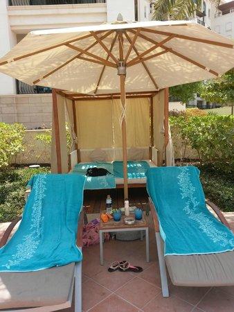 The St. Regis Saadiyat Island Resort: Main Pool