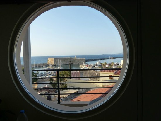 Lato Boutique Hotel : View from room