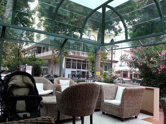 Miramare, إيطاليا: Hotel Aurea
