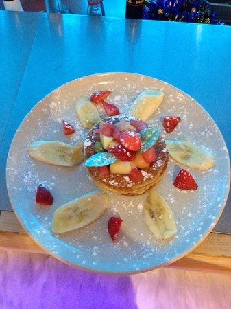 Salade de fruits frais maison photo de le patacrepe - Salade de fruits maison ...