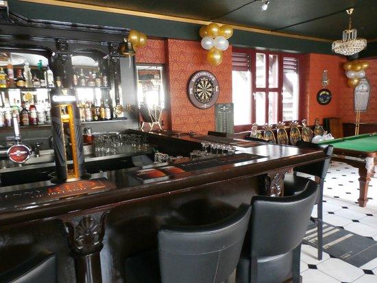 Bar, darts, pool table - Picture of McGees Irish Pub