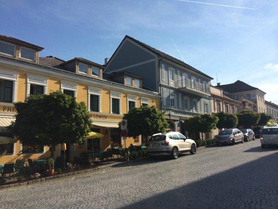 Hotel Schachner - Krone & Kaiserhof: street view