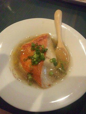 Kitchen Sakana: 金目鯛の料理