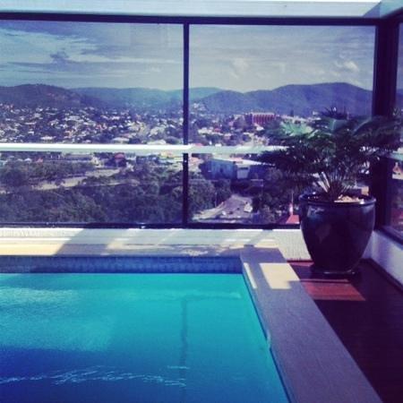 Grand Chancellor Brisbane: fantastic pool