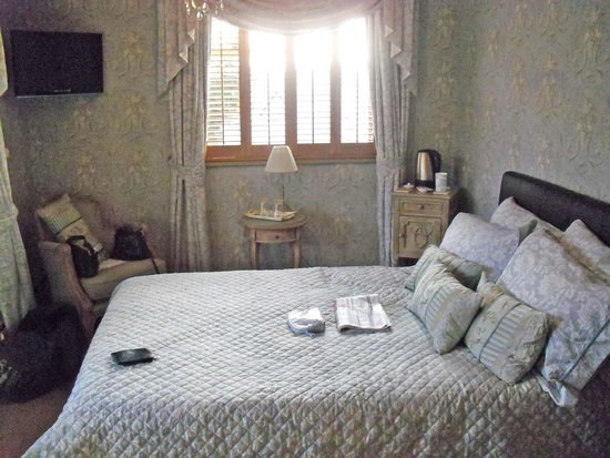 Richmond Lane Guest House: Our Bedroom