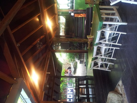 Tanah Aina Farrah Soraya Resort : Eating Place