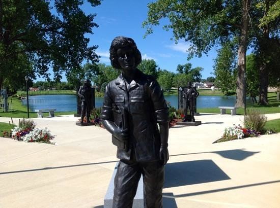 Arlington, MN Veterans Memorial