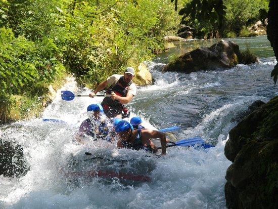 Rafting Vukasovic