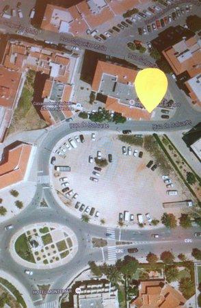 Pizzolino : Mapa