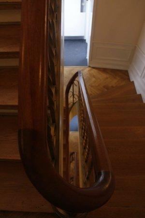 Bertrams Guldsmeden - Copenhagen : Beautiful stairway