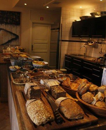 Bertrams Guldsmeden - Copenhagen: Breakfast
