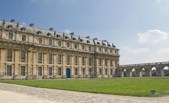 Château de Vincennes : One of the Louis XIV additions