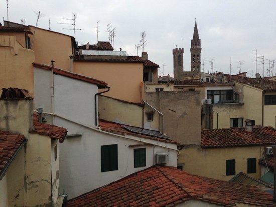 FH Calzaiuoli Hotel: view from the room 315