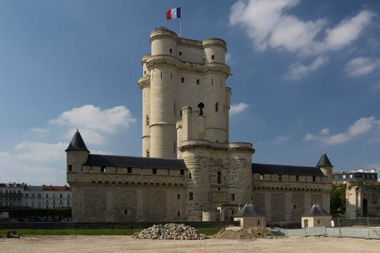 Château de Vincennes : Dungeon