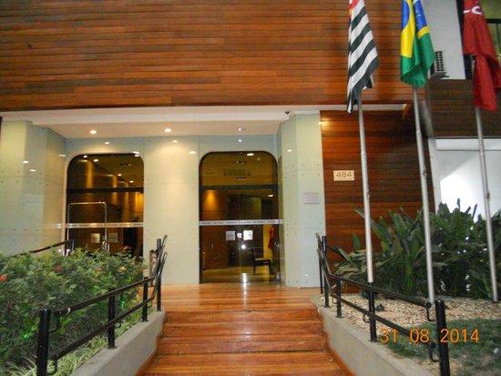 Capcana Hotel São Paulo Jardins : Entrada 1