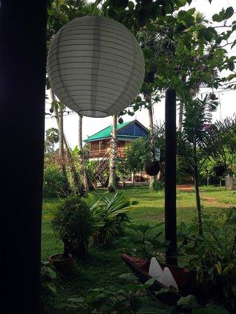 Champa Lodge: мы бронировали этот дом - Palm Lodge