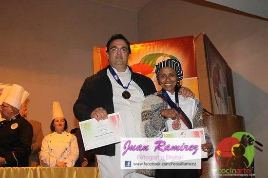 Cero Stress: primer premio nacional de cocina