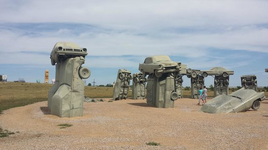 Alliance, NE: Carhenge