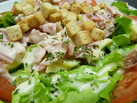 Le Sarrasin Barentin: salade du mois