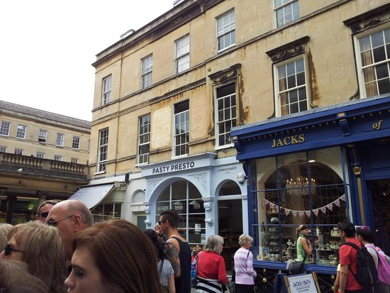 The Cornish Bakery: 2