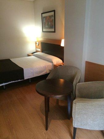 Infantas de Leon Hotel: Habitación