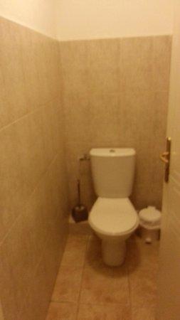 A casa di Maria Cicilia: wc separato dalla doccia