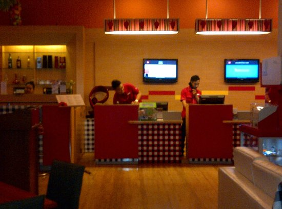Ibis Bali Kuta : lobby