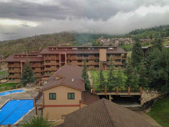 Stonebridge Inn, A Destination Hotel: view from room