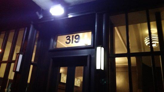 The Metro Hotel: 319 Divisadero street.
