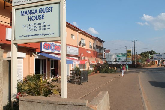 Manga Guest House