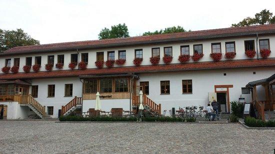 Schloss Diedersdorf: Landgasthof