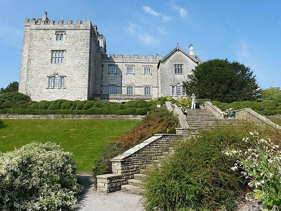 Kendal, UK: SSizergh Castle 1