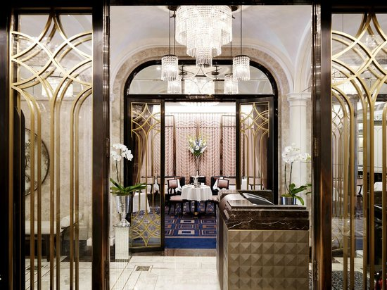 The Wellesley Knightsbridge, A Luxury Collection Hotel, London: The  Wellesley Dining