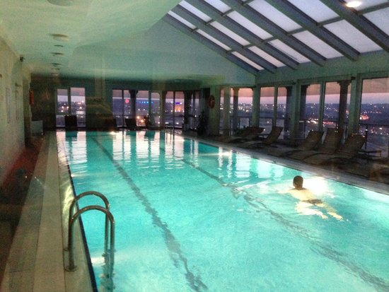 WOW Istanbul Hotel: pool