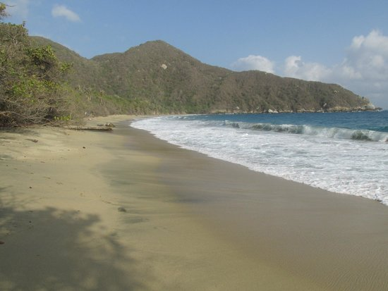 Nude Beaches In Colombia - Xxx Photo-7053