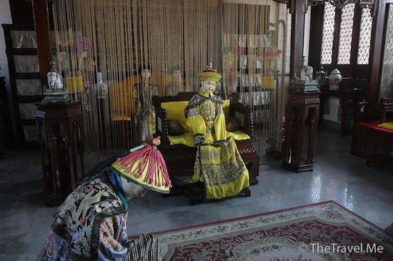 The New Yuan Ming Palace: 圓明新園