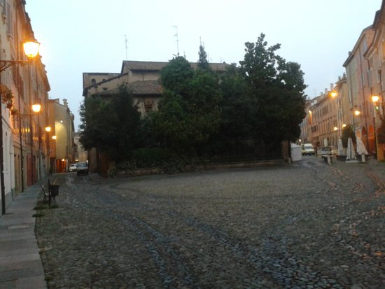 Aedes Muratoriana - Museo Muratoriano